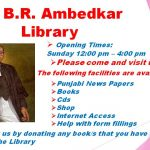 Dr B. R. Ambedkar Library (Inauguration Ceremony)