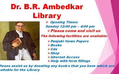 Dr B. R. Ambedkar Library (Inauguration Ceremony)