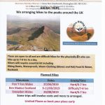 Guru Ravidass Bhawan hiking trip to Pen y Fan