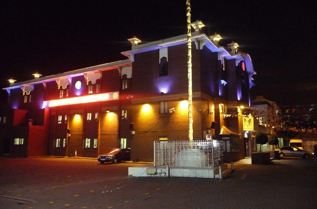 Shri Guru Ravidass Bhawan – Closed